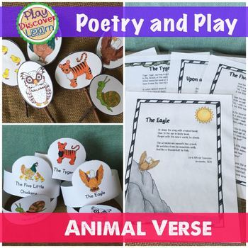 Animal Verse Poetry and Play