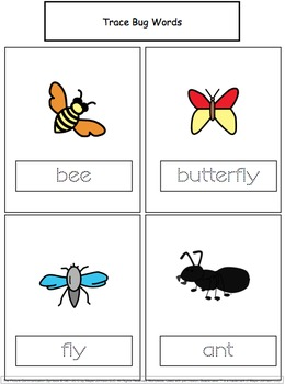 Animal Vocabulary Unit {for Special Education}