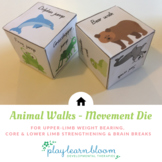 Animal Walks - Movement Dice