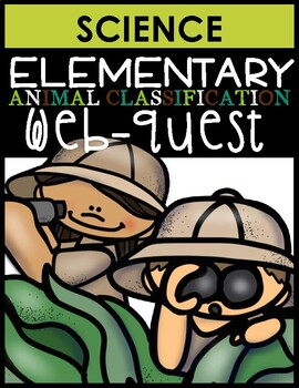 Animal Classification Web-Quest