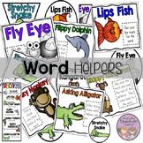 Animal Word Helpers {Decoding Strategies}