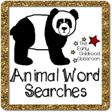 Animal Word Searches