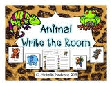 Animal Write the Room