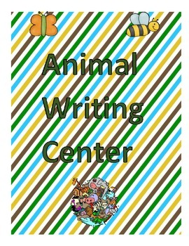 Animal Writing Center