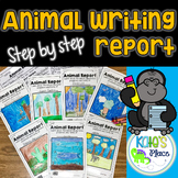 Animal Writing Research Report