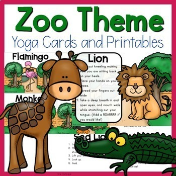 Animal Yoga Bundle