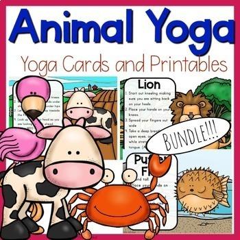 Animal Yoga Bundle