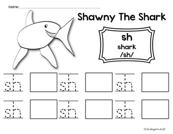 Alphabet Zoo Worksheets: Digraph/Diphthong