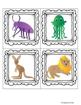Alphabet Zoo Games: For Early Readers
