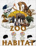 Animal Zoo Habitats