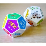 Animal action dice