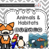 Animal and Habitat Bundle