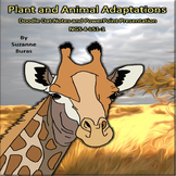 Animal and Plant Adaptations PowerPoint Presentation & Doo
