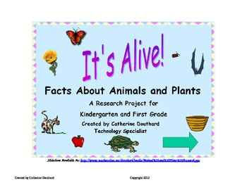 Animal and Plant Research Project