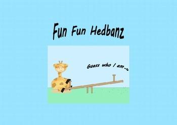 Animal and food Hedbanz