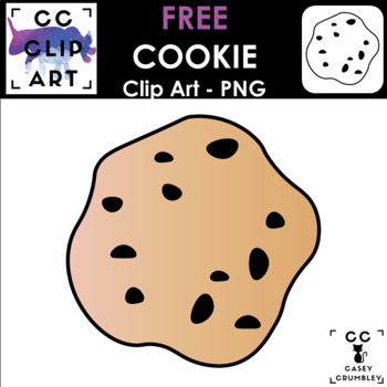 FREE Cookie Clip Art Graphics