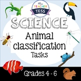 Animal classification Task