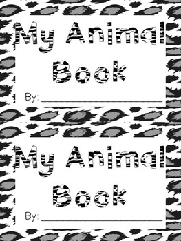 Animal in a Can {{Research Report for Little Learners}}