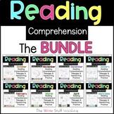Animal of the Week Year Long Reading Comprehension Bundle