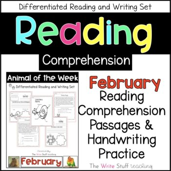 Animal of the Week February