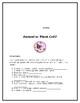 Animal or Plant Cell? worksheet