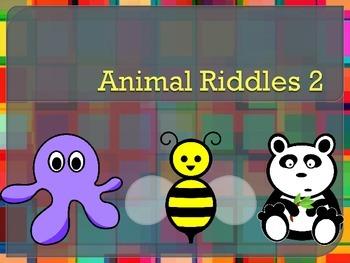 Animal riddles 2