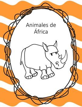 Animales de Africa