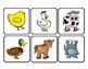 Animales de la Granja: Números 1-12