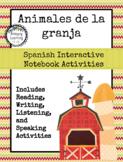 Animales de la Granja - Spanish Interactive Notebook