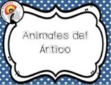 Animales del Ártico posters