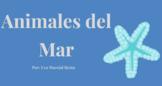 Animales del Mar - Contemos del 1 al 20 (Google Slide)