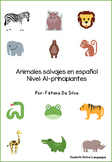 Animales salvajes en español - Wild animals in Spanish