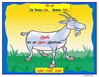 Animalfabeto  Spanish Alphabet using adjectives and animals