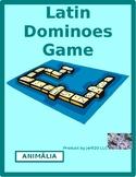 Animālia (Animals in Latin) Dominoes