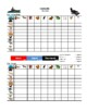 Animalia (Animals in Latin) Naumachia Battleship game