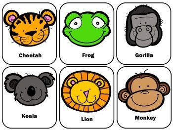 Zoo Activities | Zoo Craft | Zoo Craftivity | Zoo Animals