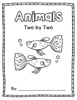 Animals 2 by 2 Science Journal