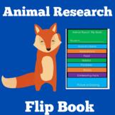 Animal Research Report Template | Flipbook