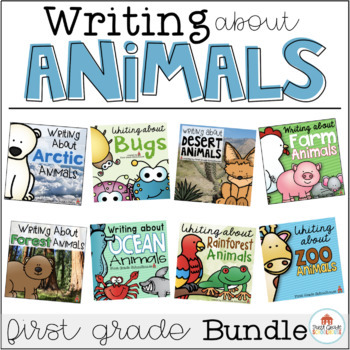 Writing About Animals Bundle