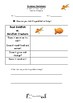 Animals 2x2 Goldfish and Guppies- Science Notebook with Special Ed WS included