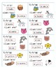 Animals-4 activity bundle in spanish