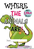 Animals ACTIVITY book