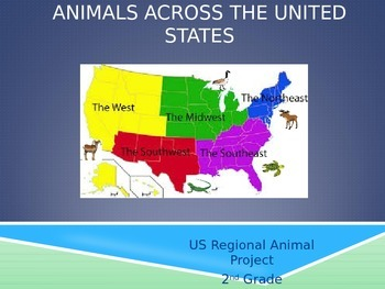 Animals Across the United States Report