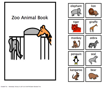 FOUR Adapted Books BUNDLE--Categories of Animals