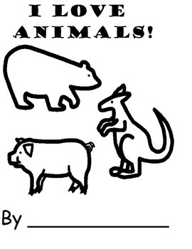 """Animals: Adaptive """"All Abou Animals"""" and BW"""