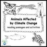 Earth Day Animals Affected by Climate Change Articles in B