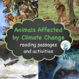Earth Day Animals Affected by Climate Change Non-Fiction R