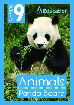 Animals - Panda Bears - Grade 9