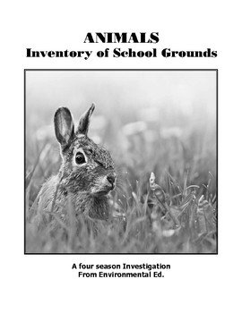 Animals - An inventory of School Grounds