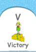 Animals - Animal Habitat : Letter V : Victory - Nursery (2 years old)